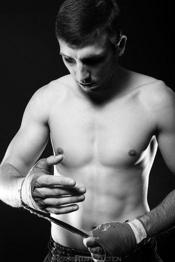 Sport MMA Portrait Mysterioousproduction