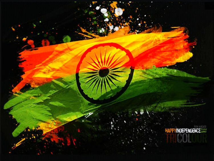 Happy Independence day to all fellow Indians Indipendence Day Proud Indian Tricolor Patriotism 68th Independence Day Happiness