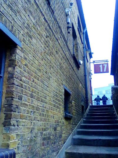 Camden Town Camden Lock EyeEmNewHere London Stairs Architecture Brick Brick Wall Building Exterior Built Structure City Drinking Ilovemylife Ilovephotography Lifeinlondon Londonlife Low Angle View Musicplace Nightlife No People Staircase Steps And Staircases Travel Destinations Wall Wheretogo