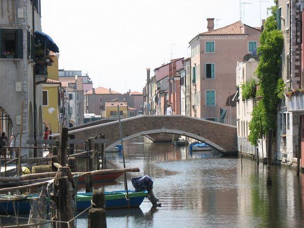 Italy❤️ Choggia Built Structure Architecture Building Exterior Transportation Water City Bridge