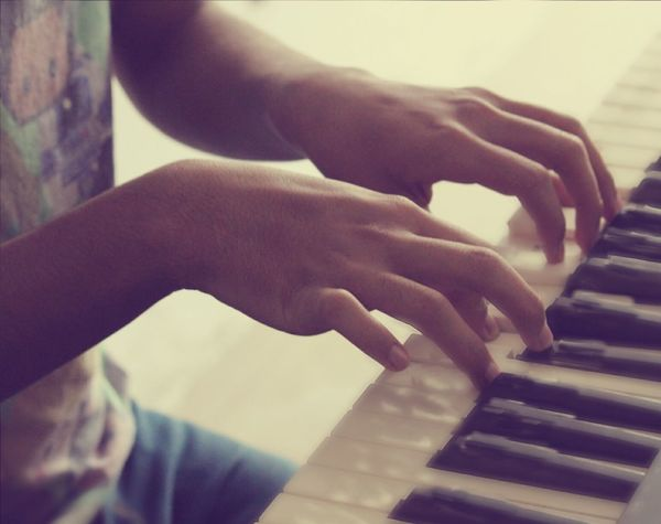 """Practice"" Piano Moments Human Hand Musical Instrument Pianist Piano Music"