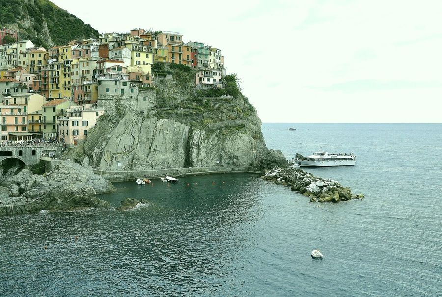 cityscape Ancient Town Boats Cityscape Multi Colored Rocks Fairytale Town Seaside Small Town Street Town Colorfull Houses On A Hill TownOn A Rock Cozy Place Cozy Town