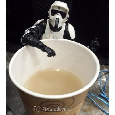 "I asked for a cappuccino what the hell is that?! ""This is what the droid produced sir"" That is clearly not the cappuccino I'm looking for! Find that droid and bring it to me for disposal. Coffeeawakens Nocoffeenoworky Coffee Coffeeordeath Crappuccino"