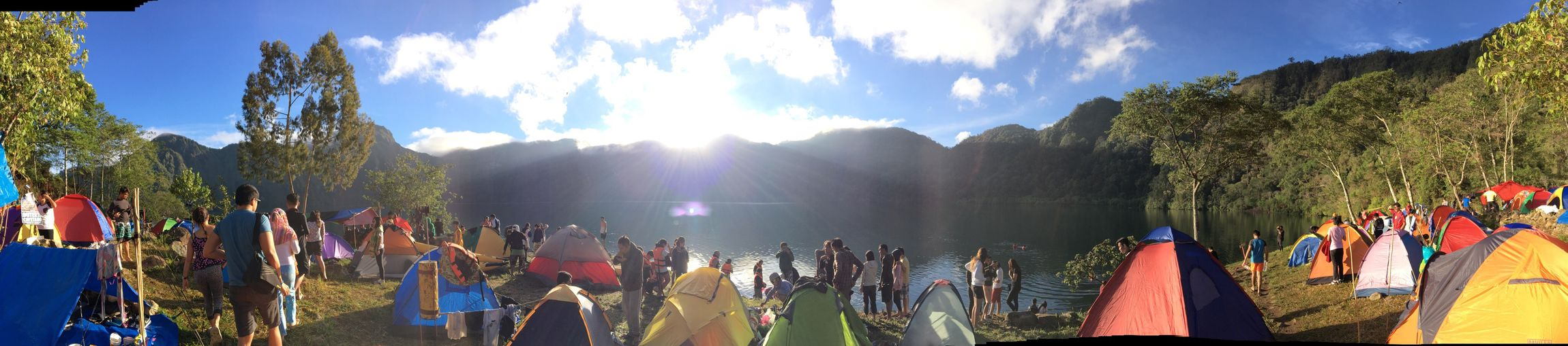 My Favorite Photo goes to Lake Holon . I loved the beautiful view of God's creation. Nature Travel Philippines Philippines Cleanest Lake Trek