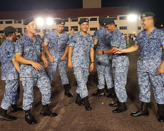 Airforce My Son Streetphotography Sg_streetphotography Basic Military Training After Graduation Graduation Sept 2017 Sembawang Camp Singapore