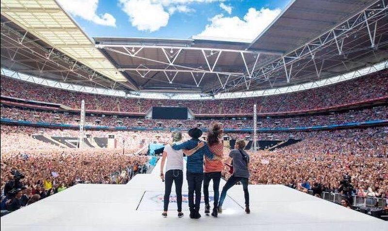 Onedirection Tour Perfect Zayn Malik Harry Styles Louis Tomlinson Liam Payne Niall Horan