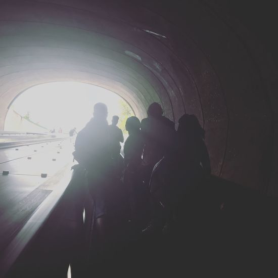 Into the light we go Adventure Wmata Metro Station Washington, D. C. Silhouette Real People Leisure Activity Water Lifestyles Fun Togetherness Friendship Enjoyment Men Day Photographing Women Outdoors Selfie Nature People Photography Themes Adult