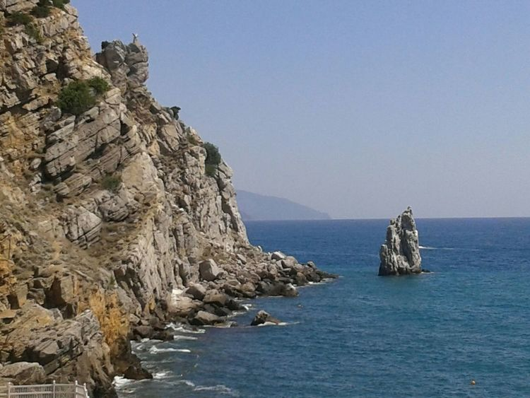 Crimea Black Sea