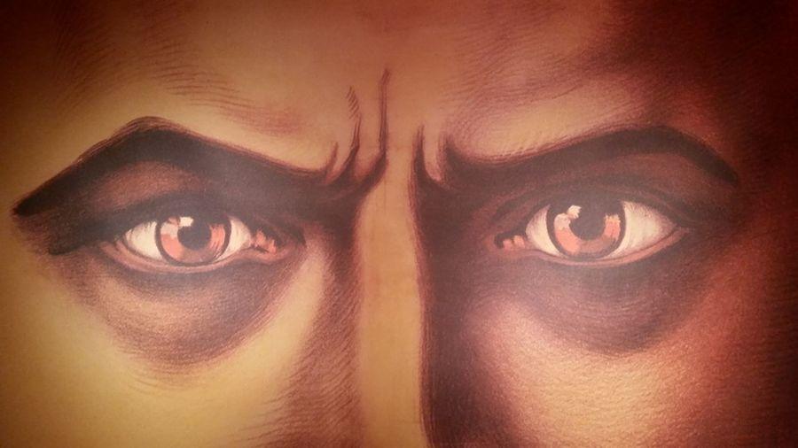 Houdini Eyes