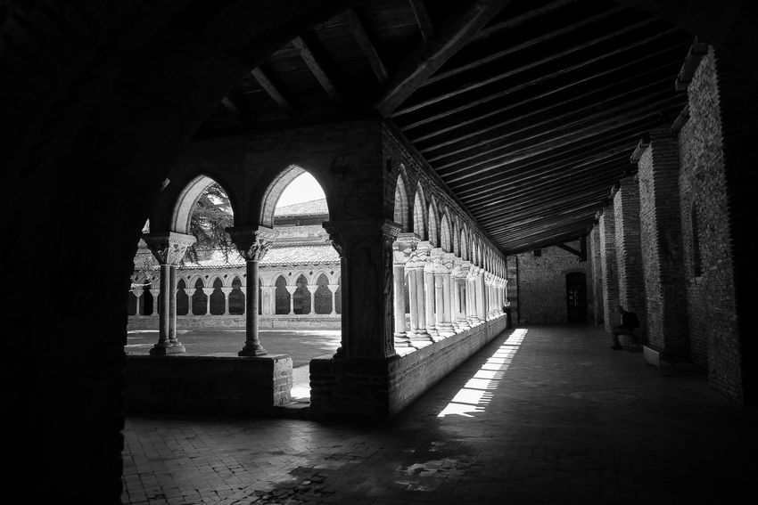 In the corner Bnw Bnw_collection Photography Blackandwhite Shadow Bnw Bnw_collection Lines Shape Light And Shadow Noir Et Blanc Photo Daylight Photography Indoors  Window Place Of Worship Spirituality Day