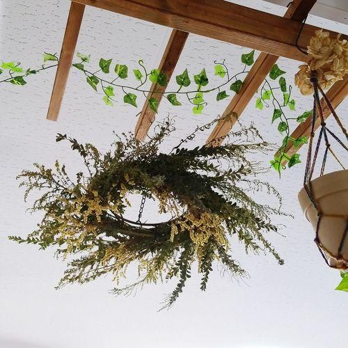 Christmas wreath Christmas Wreath Flying Lease Lease クリスマスリース クリスマス X'mas