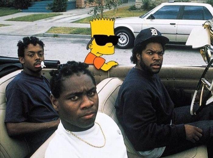 Boyz N The Hood Gansta Film
