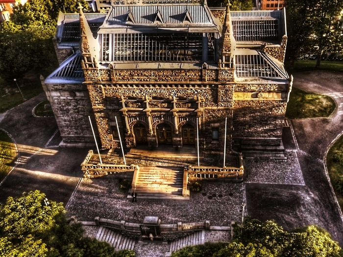 In The Morning Close-up Fine Art Photograhy Aerial View Arts Culture And Entertainment Artmuseum Sunrise Arcihitecture A Bird's Eye View Phantom 4 Flying High The Architect - 2017 EyeEm Awards