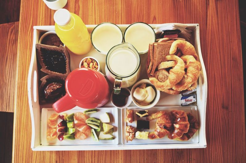 Mother's Day Plate Food Table Croissant Ready-to-eat High Angle View No People Drink Breakfast Freshness Indoors  Directly Above Tea - Hot Drink Day Close-up The Photojournalist - 2017 EyeEm Awards The Great Outdoors - 2017 EyeEm Awards Visual Feast Visual Feast Live For The Story