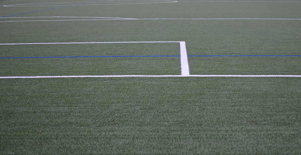 Day Football Football Stadium Full Frame Grass High Angle View Lines Marking No People Outdoors Rugby Sport Sports Field
