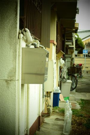 Built Structure Building Exterior Lifeforce 日々 生きる Life Force Streetphotography