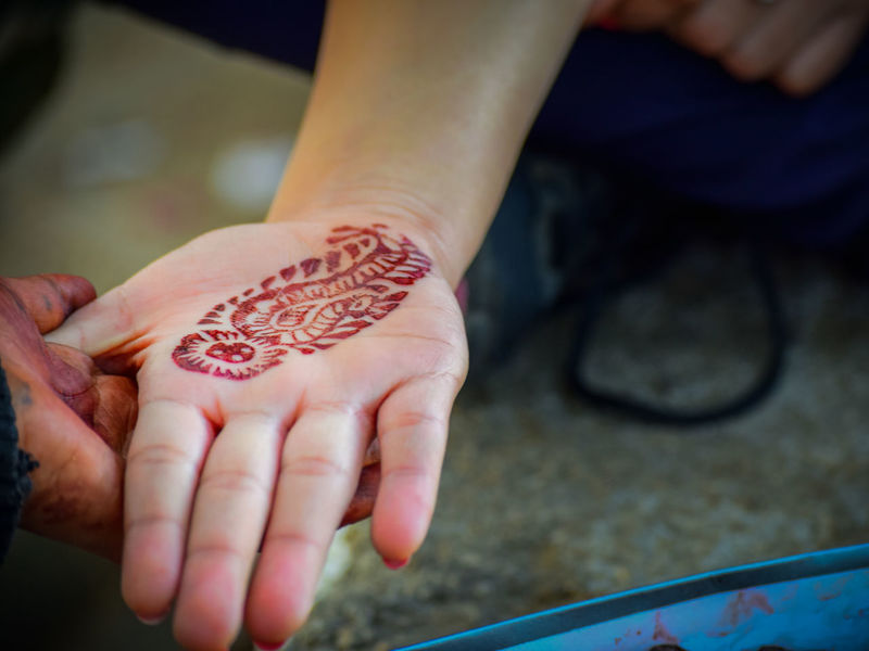 Human Hand Mehendi India EyeEmNewHere Pattern Cultures Culture Beauty