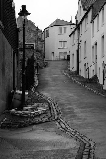Pittenweem Fife  Scotland Town Coastal Streetphotography Street Monochrome Monoart Blackandwhite Black And White Bnw