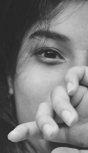 Every girl is beautiful in their own unique way! Human Hand Portrait Child Childhood Human Eye Looking At Camera Human Face Girls Headshot Human Finger Finger Body Part Fingernail Wrist Babyhood Index Finger Human Ear Innocence The Portraitist - 2018 EyeEm Awards