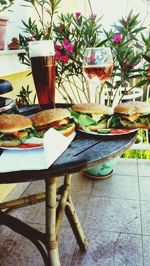 Hamburger Time!!! Food I'm Hungry
