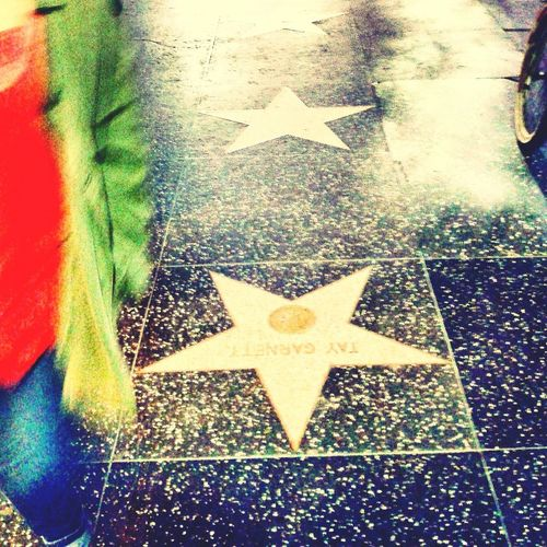 When dream comes true Walk Of Fame Hollywood HollywoodWalkOfFame Hollywoodblvd Los Angeles, California Losangeles