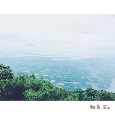 Moutian 🗻🗻🗻🗻🌳🌳🌳Peaceful 🌳🌳🌳🌳🌳Vietnam Sky Drive Trees VSCO Vscocam Piclab Travel Mountian