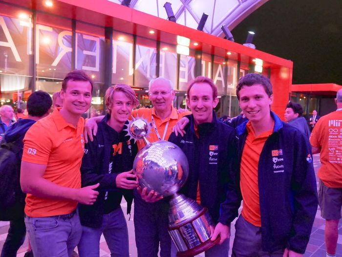 World Solar Challenge winners for 2015starting in Darwin ending Adelaide