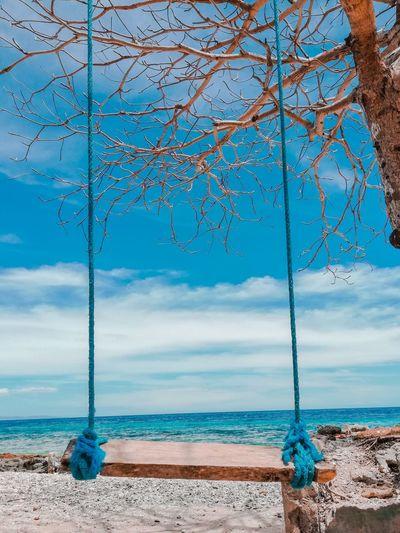 Swing Water Sea