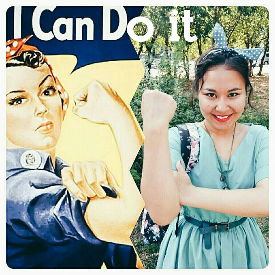 I Can Do It We Can Do It