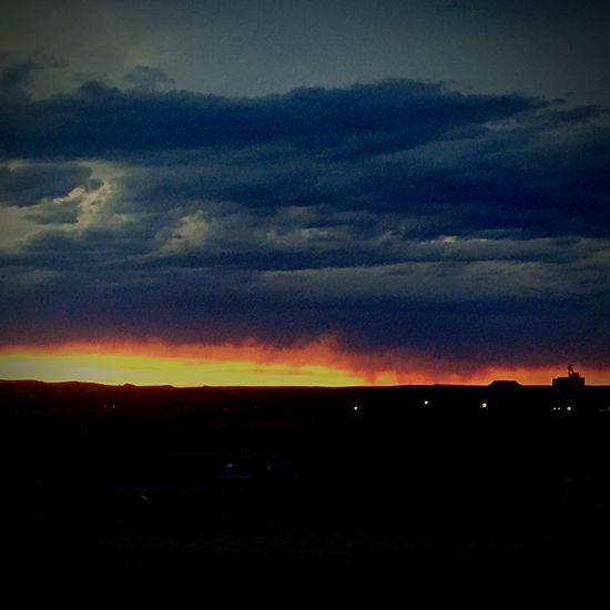 Montana skyline First Eyeem Photo