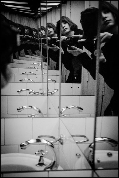 Bathroom Bw_collection Bw_portraits Getting Inspired Mirror Mirrorselfie Portrait Self Portrait The Portraitist - 2015 EyeEm Awards Showcase: January Interior Views Marija Behrendt