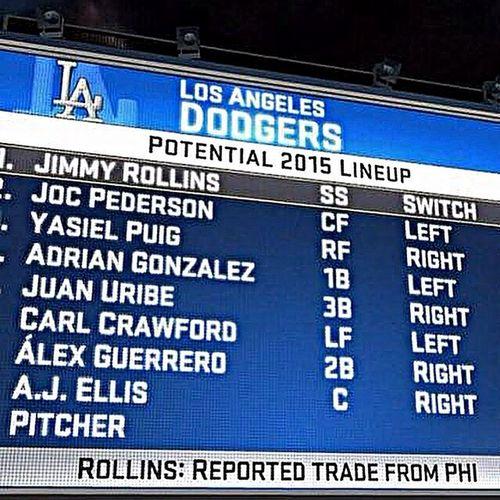 & Howie Kendrick Dodgers We Them Boyz*