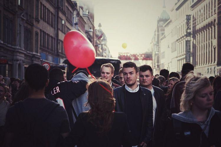 Copenhagen Distortion street party. Copenhagen Streetphotography Copenhagen Distortion