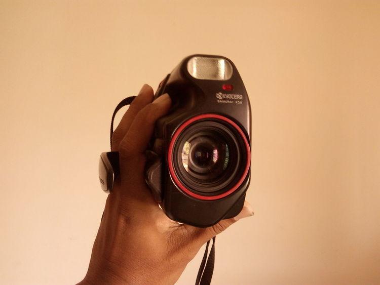Kyocera Samurai Film Camera Films Vintage Camera Compact Japan