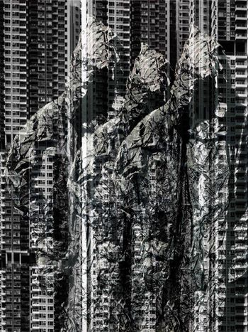 Movement Abstraction Photographic Approximation Facial Experiments Talmesh Balmesh Forgotten Dreams New Nightmares Exploring The Subconscient
