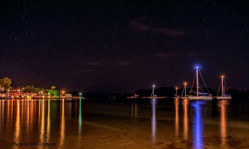Aegina Night
