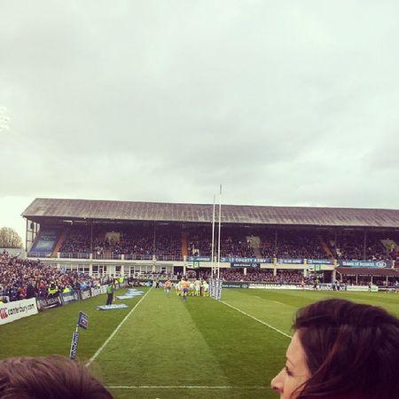 Rugby Leinster Ospreys