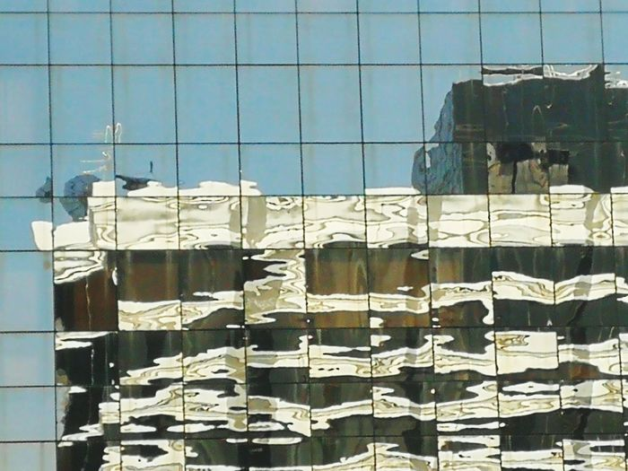 Building Exterior Built Structure Full Frame Outdoors Architecture No People Distortion