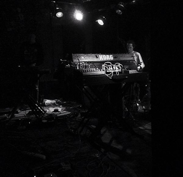 Sometimes work takes me to the strangest events: Lymbic System Live Music Electronic Music Live Set  Nightlife