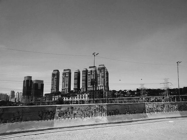 Urban Geometry Black & White