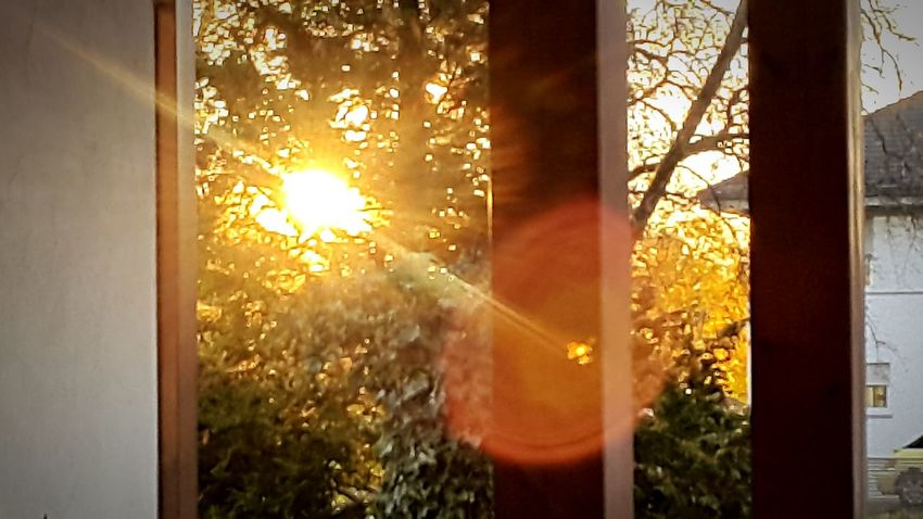 Autumm 2015 Open Edit Sky_collection Colorsplash Chilling ✌ Glitches Eye4photography Photooftheday Today Sunset germany