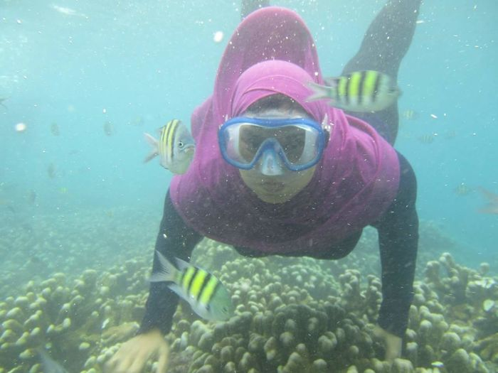 Under water @pagangislandwestsumateraindonesia