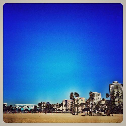 Clear Sky Blue