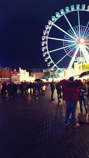 Bremer Freimarkt Nice Day Riesenrad First Eyeem Photo