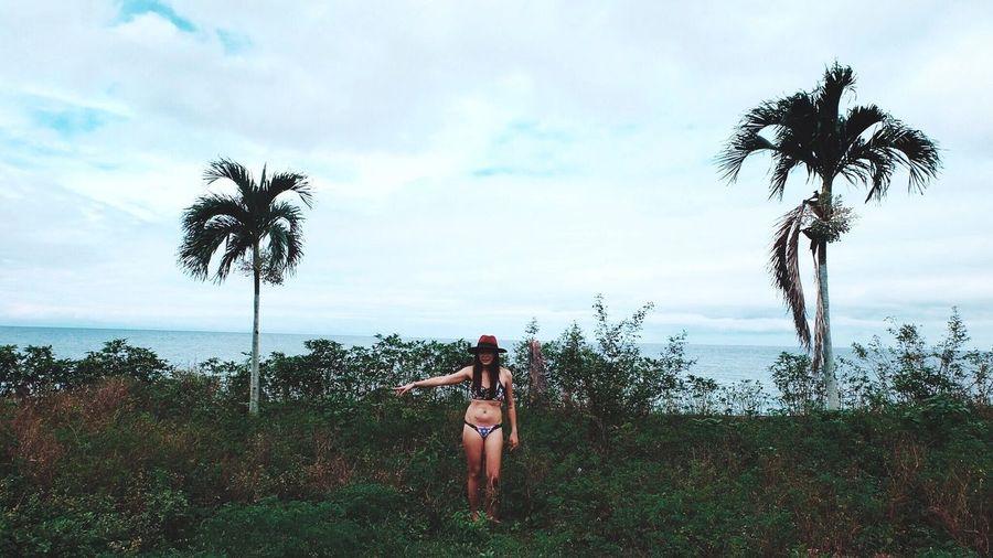 Beach Beach Photography Palm Tree Beauty In Nature EyeemPhilippines EyeEm Nature Lover Travel Tropical Paradise Fujifilmph Fujifilmphlifestyle Wanderlust My Favorite Place EyeEm Philippines Cebu