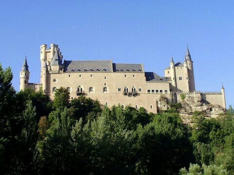 Alcázar Segovia Arquitecture Castle