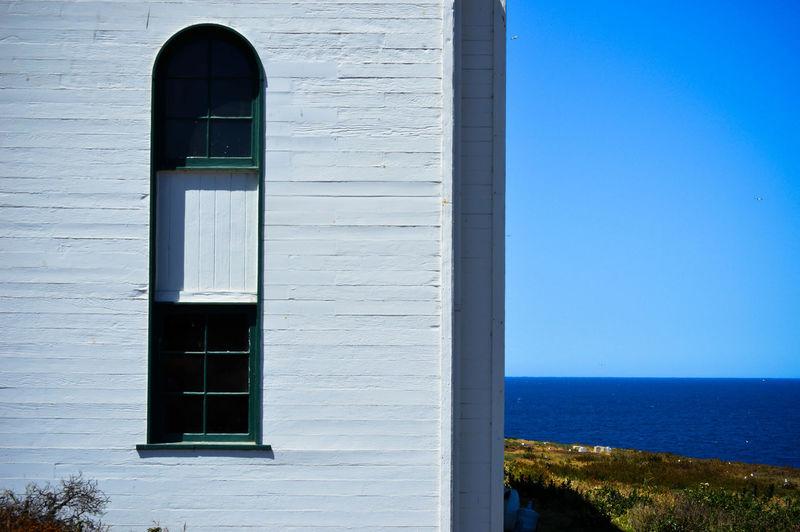 Old Building  Anacapa California Island Photography