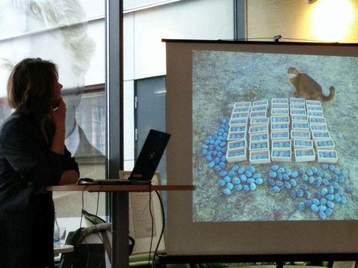 Lunch Seminar : Public Conformation with Katarina Vallbo, artist. ☺