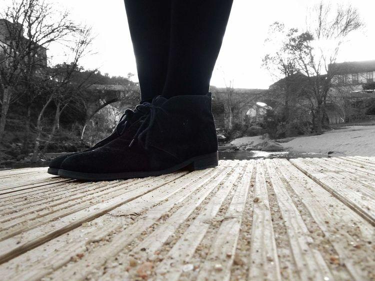 Feet Diferent Perspective Diferent Colours Sand River Riverside Photography