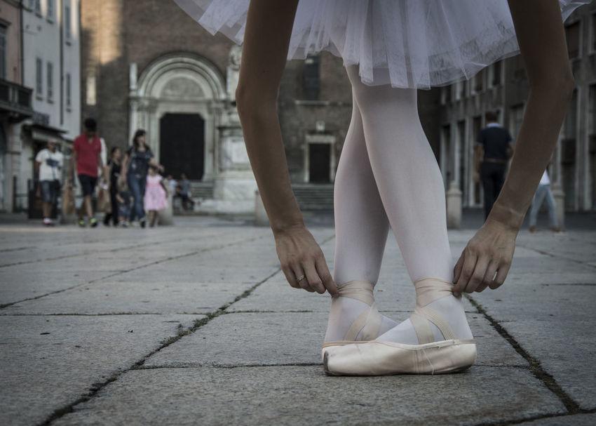 Ancient Architecture Art Ballerina Ballet Dancer Ballet Shoes Ballett Culture Hands Human Body Part Square Streetphotography